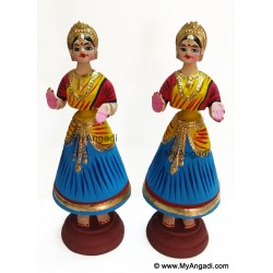 Thanjavur Bommai - Set