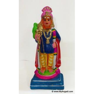 Raja Alangara Murugan Golu Doll