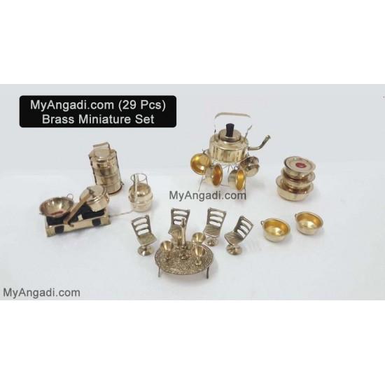 Kids Miniature Set - 29 Pcs Set
