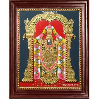 Thirupathi Venkateswara Tanjore Painting