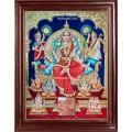Raja Rajeshwari Tanjore Paintings