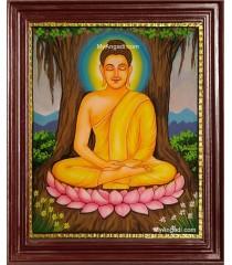 Buddha Tanjore Painting