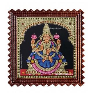 Aiswarya Lakshmi Ashtlakshmi Tanjore Painting