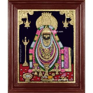 Annamalaiyar Tanjore Painting