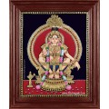 Ayyappan Tanjore Paintings