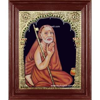 Kanchi Maha Periyavar Tanjore Painting