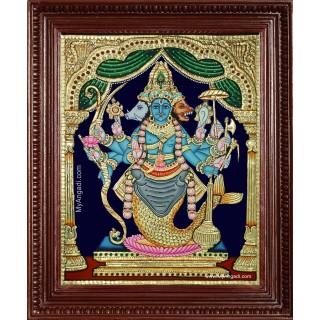 Dasavatharam Tanjore Painting