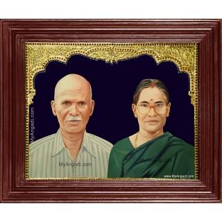 Portrait Tanjore Painting