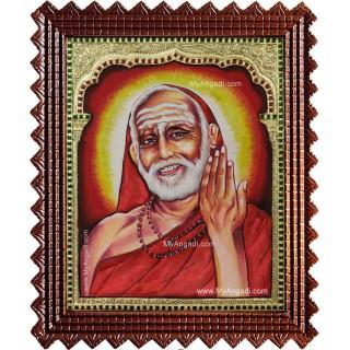 Kanchi Periyava Tanjore Painting