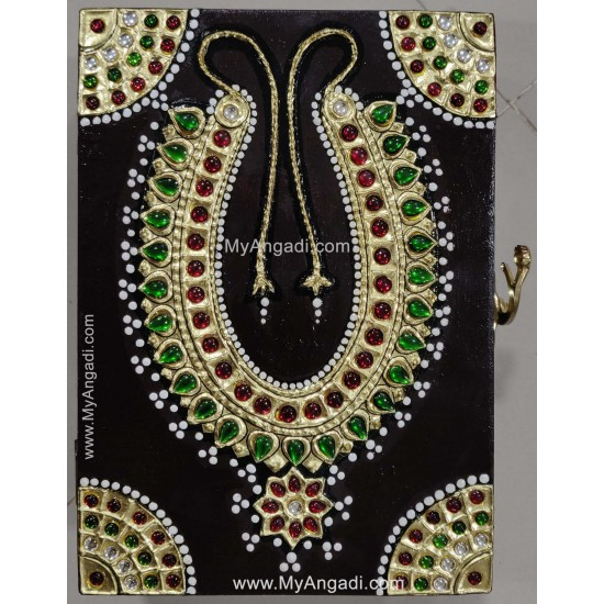 Jewellery Box Tanjore Painting