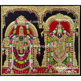 Balaji Thayar Tanjore Paintings