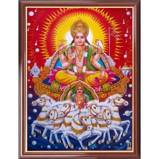 Surya Narayanan Photo Frame