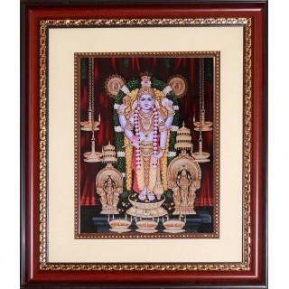 Guruvayurappan Photo Frame Big