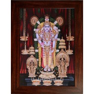 Guruvayurappan Photo Frame