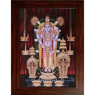 Guruvayurappan Photo Frame