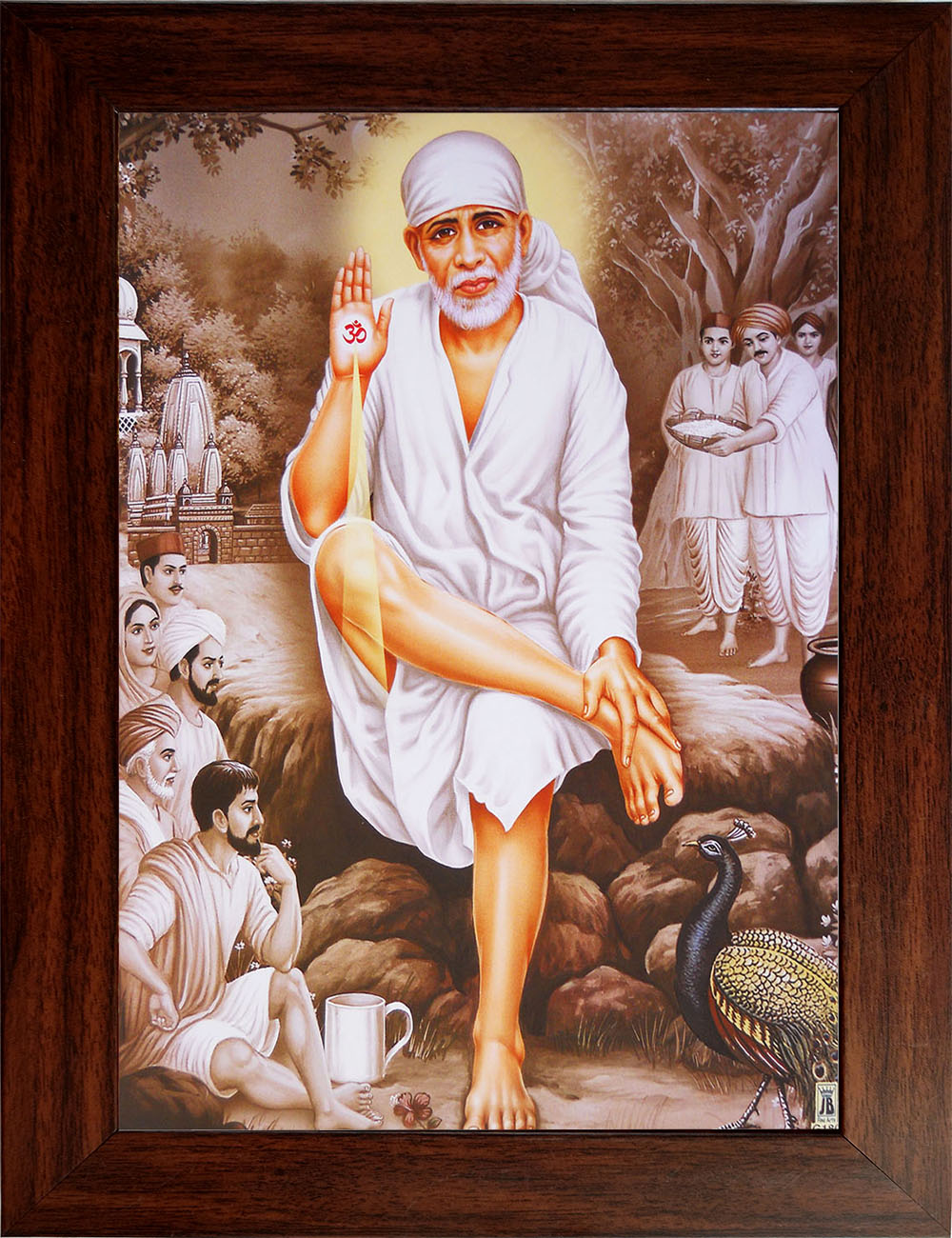 Top 12 Sai Baba Images In Hd Quality - Gorgeous Tiny