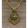 Pure Silver Necklace - Kanakdharaa