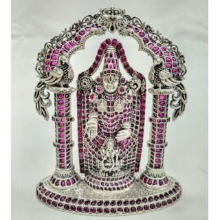 Balaji Silver Idol