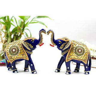 Elephant Up Trunk - 5 inches