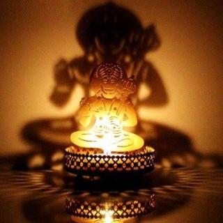 Hanuman Shadow Lamp / Diyas