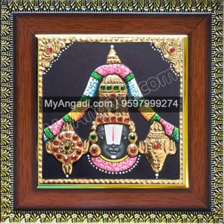 Small Balaji Tanjore Paintings