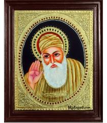 Gurunanak Tanjore Painting