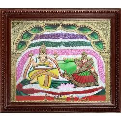 Kala Kadeswarar Tanjore Painting