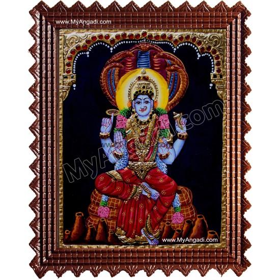 Renuga Devi Tanjore Painting