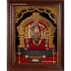 Amman Tanjore Painting