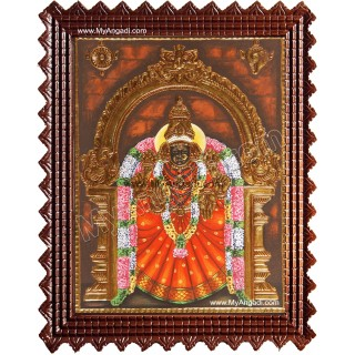 Padmavathi Thaayar Tanjore Painting
