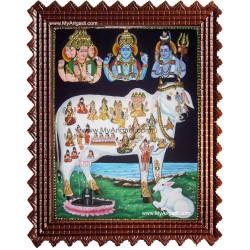Komatha Tanjore Painting