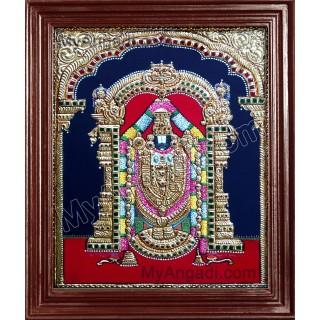 Tirupati Balaji Tanjore Paintings
