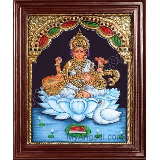 Sarawati Tanjore Paintings