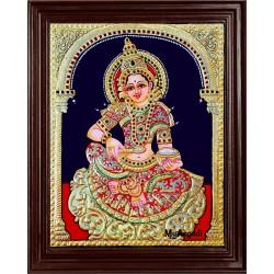 Annapurani Tanjore Painting