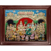 Big Size Tanjore Paintings