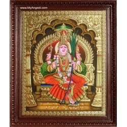 Lalitha Devi Tanjore Paintings