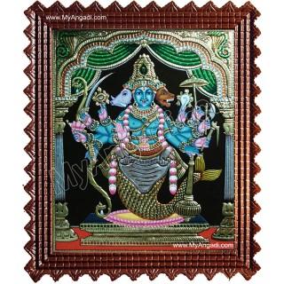 Dasavatharam Tanjore Paintings