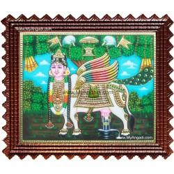 Kamadhenu Tanjore Paintings
