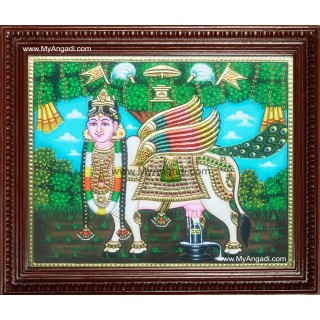 Kamadhenu Tanjore Paintings
