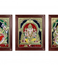 Tanjore Paintings Set
