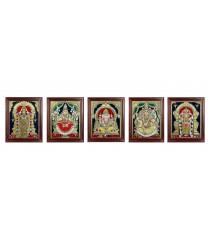 Tanjore Paintings Set