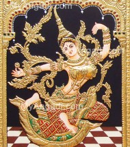 Sita Tanjore Paintings