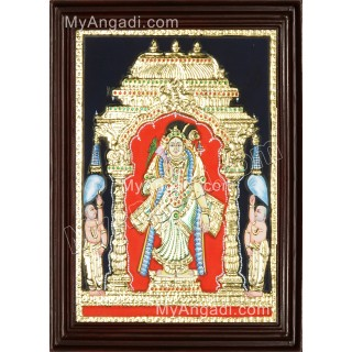 Andaal Tanjore Painting