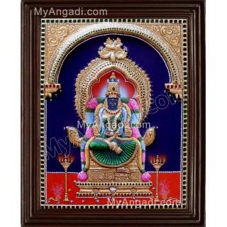 Lalithambigai Tanjore Painting