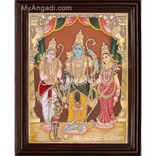 Kothandaraman Tanjore Painting