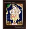 Vittoba Krishna Tanjore Painting, Krishna Tanjore Painting