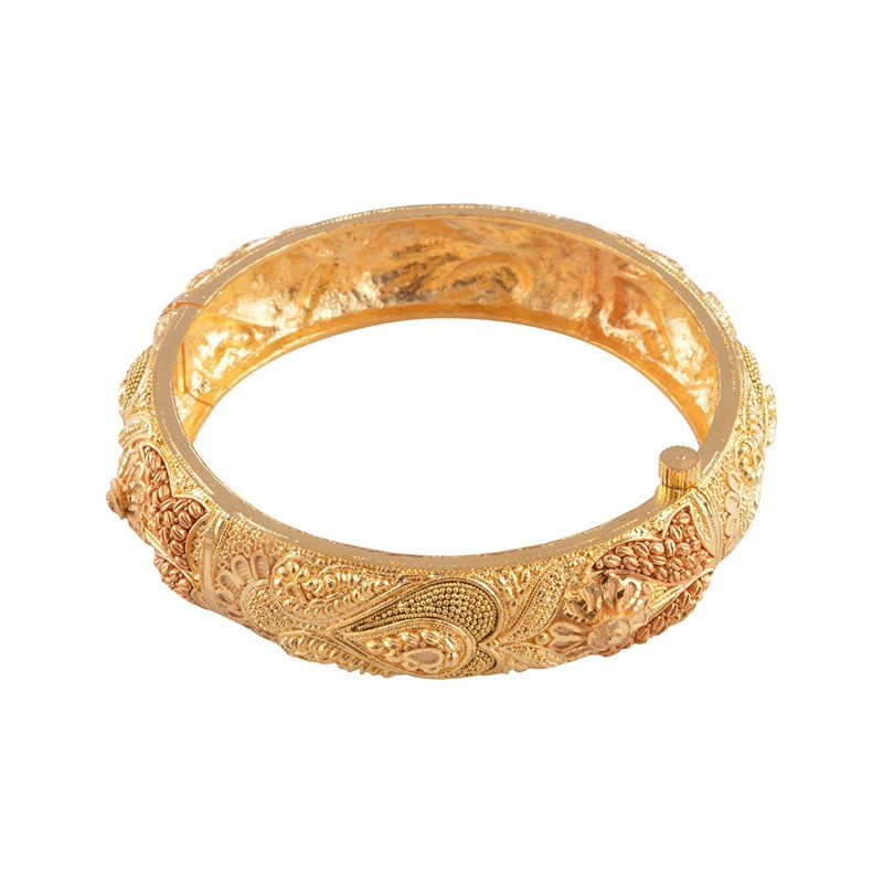 Kada Bangle - One Gram Gold