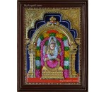 Kuladeivam 3D Tanjore Painting