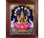 Lakshmi Super Emboss Tanjore Painting