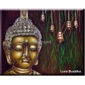 Buddha Acrylic Mural Paintings
